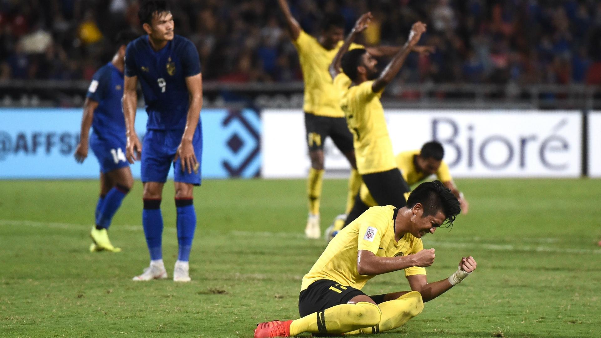 Irfan Zakaria, Malaysia, 2018 AFF Suzuki Cup