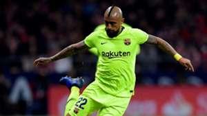 Arturo Vidal Atletico de Madrid Barcelona LaLiga 24112018