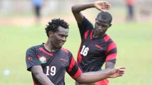 Harambee Stars defender David Owino.