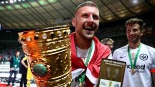 Ante Rebic Eintracht Frankfurt DFB Pokal 19052018