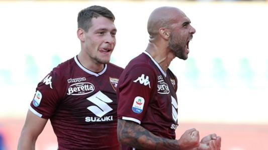 Andrea Belotti Simone Zaza Chievo Torino