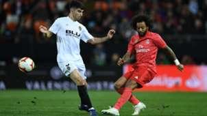 Marcelo Carlos Soler Valencia Real Madrid LaLiga 03042019