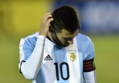 Lionel Messi Ecuador Argentina Eliminatorias 10102017