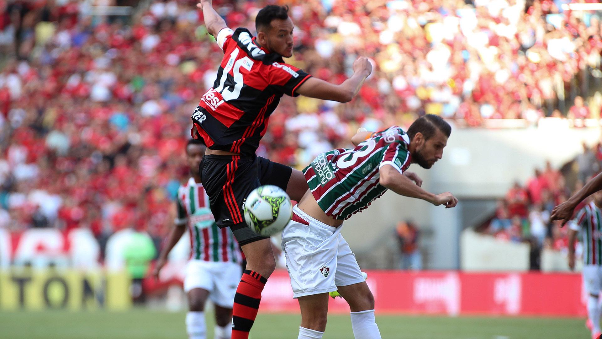 Rever Henrique Fluminense Flamengo Carioca 30042017