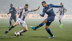 Tim Breukers, Luciano Slagveer, Heracles Almelo - sc Heerenveen, Eredivisie, 04012017
