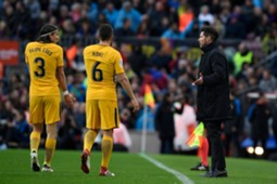 Simeone Koke Filipe Barcelona Atletico LaLiga