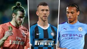 From Sane, Bale & Hudson-Odoi to loaning Perisic - Bayern's doomed search for a superstar winger