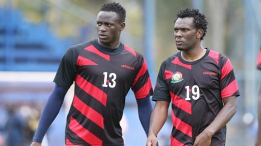 Victor Wanyama and David Owino.
