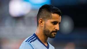 Maxi Moralez MLS NYCFC 2018