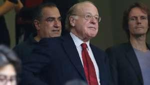 Paolo Scaroni AC Milan president