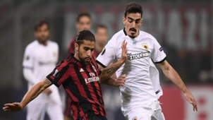 Ricardo Rodriguez Lazaros Christodoulopoulos Milan AEK