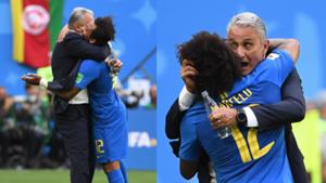 Tite Brazil June 2018 World Cup