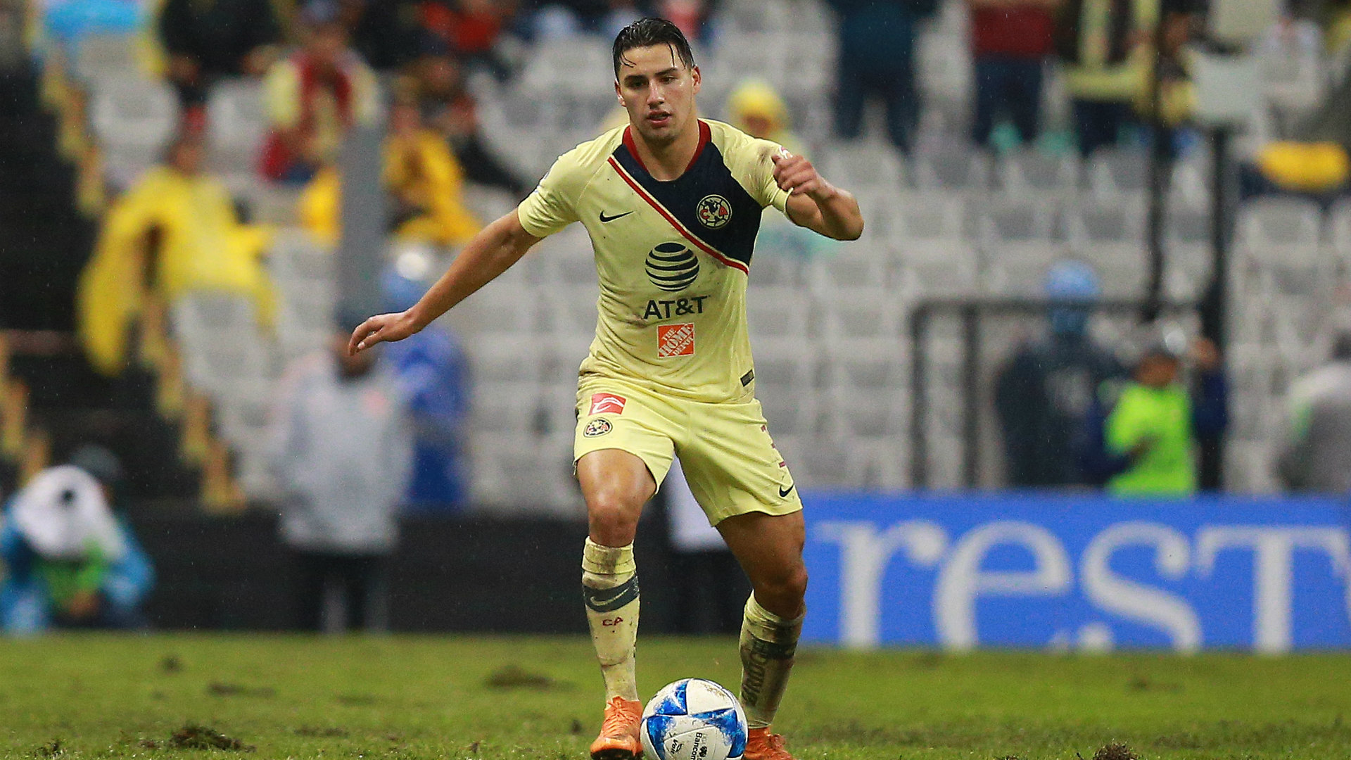 Jorge Sánchez América Liga MX Apertura 2018