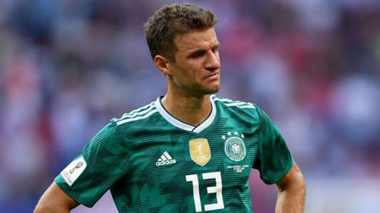 Thomas Muller Germany World Cup