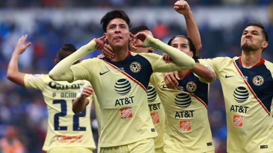Club America Top Cruz Azul To Claim Liga Mx Apertura Crown Goal Com