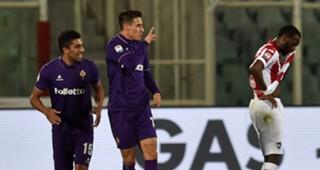 Cristian Tello Pescara Fiorentina Serie A
