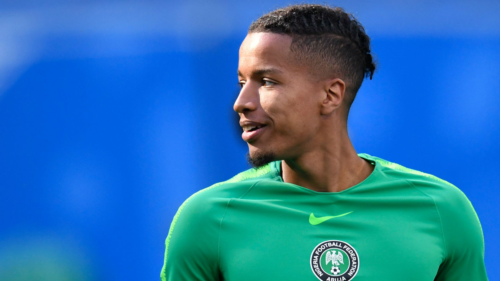 Image result for Tyrone Ebuehi nigeria 2019