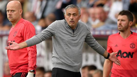 Jose Mourinho Manchester United Valencia Champions League 2018-19