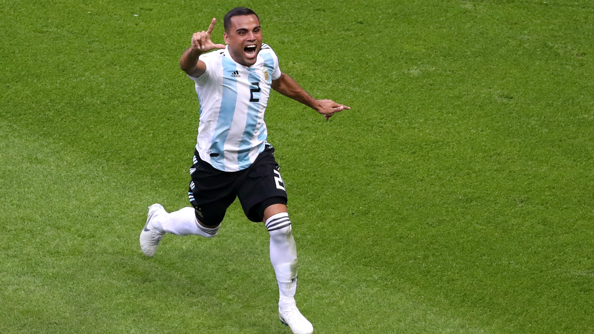 Gabriel Mercado France Argentina World Cup 30062018