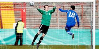 Mattia Montini Italy U20