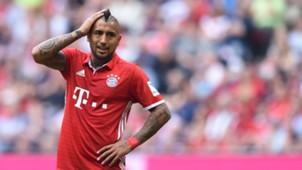 Arturo Vidal Bayern Munich Bundesliga