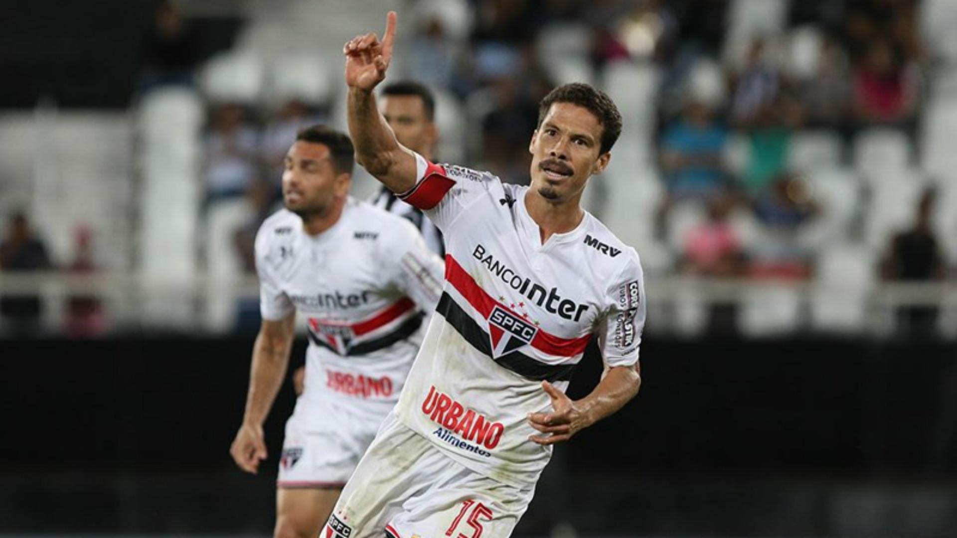 Hernanes - São Paulo - 29/07/2017