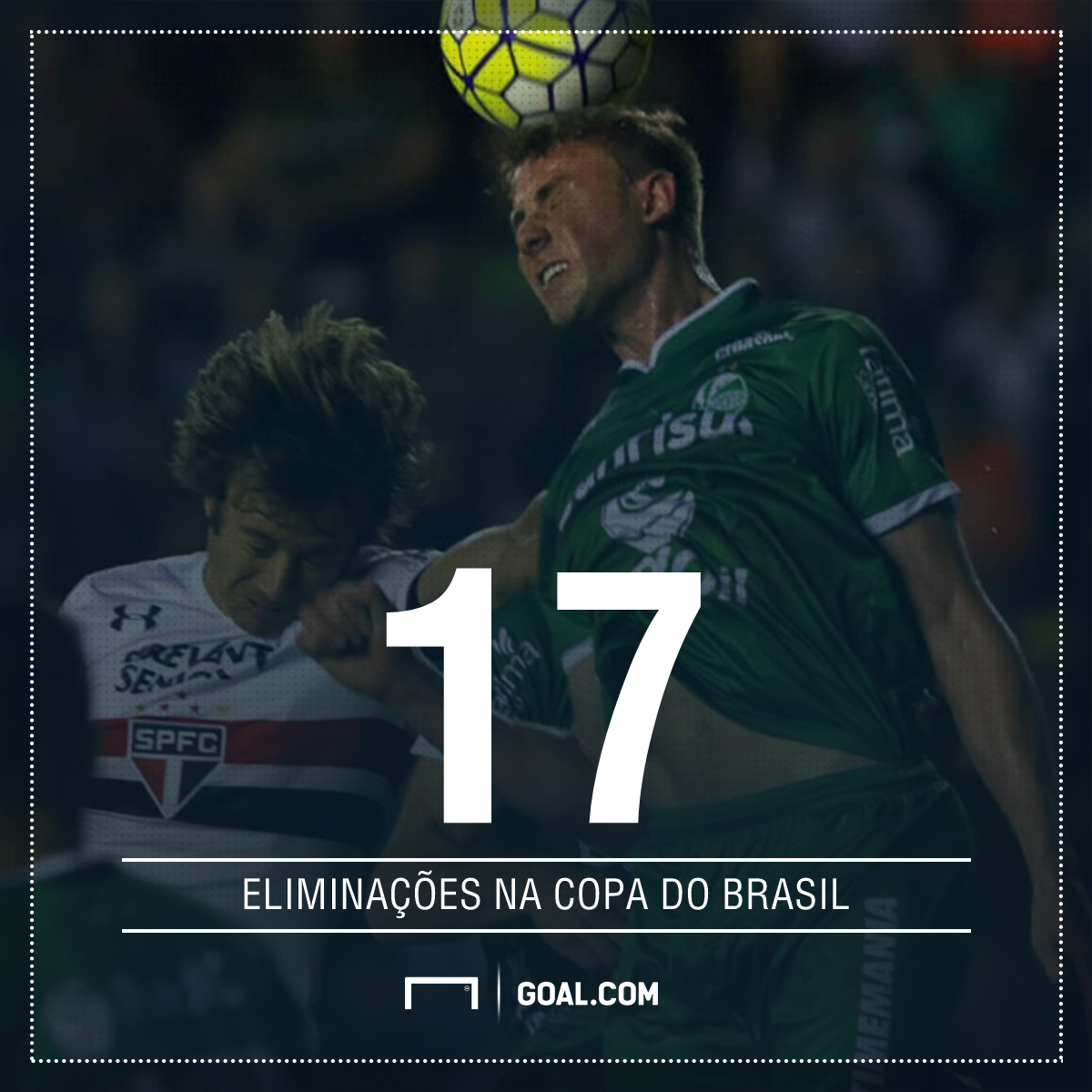 Confrontos definidos nas oitavas de final da Copa do Brasil