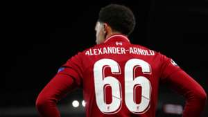 Trent Alexander-Arnold Liverpool 2018-19