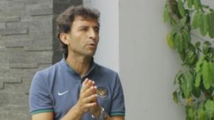 Luis Milla - Timnas Indonesia