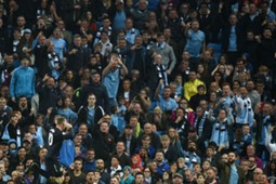 manchester city fans rooney