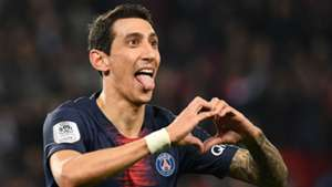 Angel Di Maria PSG Montpellier Ligue 1 20022019