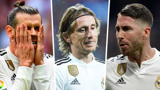 Bale Modric Ramos Real Madrid