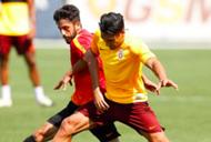 Radamel Falcao García entrenamiento Galatasaray 2019