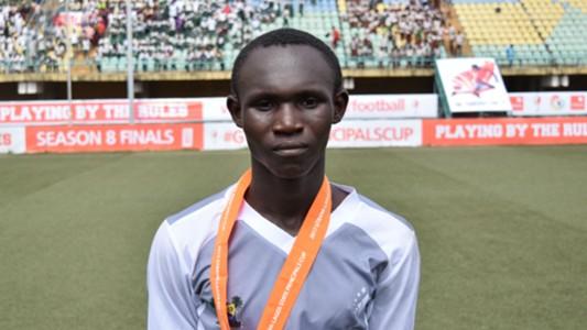 Michael Oladipupo - Ikotun Senior