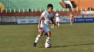 Phrangki Buam NEROCA FC Shillong Lajong I-League 2018-19