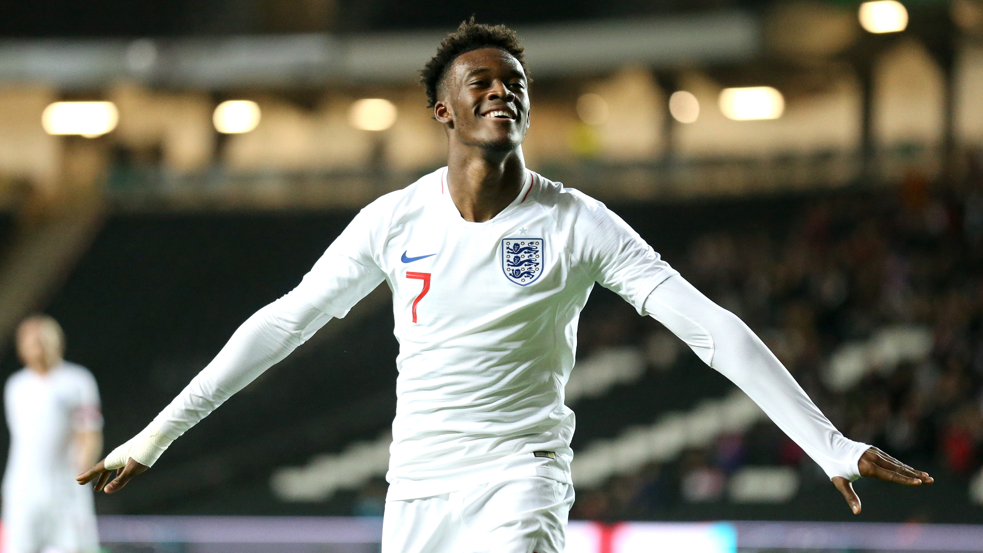 'I was speechless' – Hudson-Odoi's England wondergoal just a small taste of things to come for Chelsea star, says Guehi