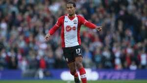 Virgil van Dijk, Southampton, Premier League 10292017