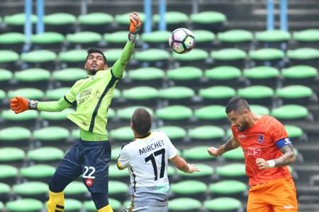 Hafizul Hakim, Gonzalo Soto, PKNS, Perak, Super League, 11/02/17