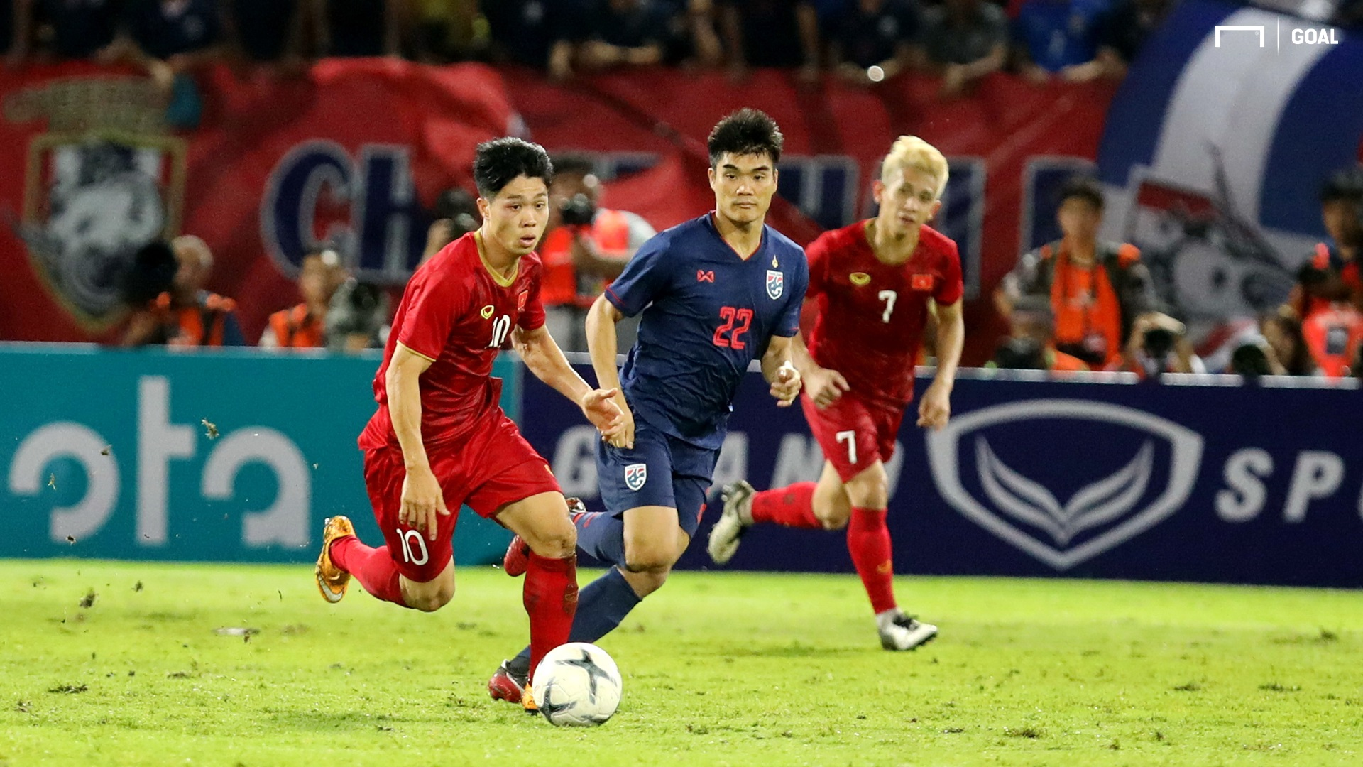 Nguyen Cong Phuong Thailand vs Vietnam 2022 FIFA World Cup qualification