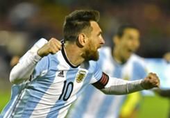 Messi Ecuador Argentina Eliminatorias 10102017