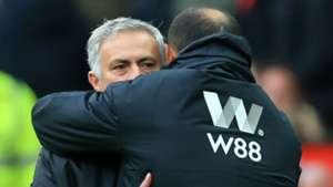 Mourinho & Nuno provide inspiration for Man Utd goalkeeper Grant as he plans career change