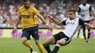 FC Valencia Atletico Madrid 09092017