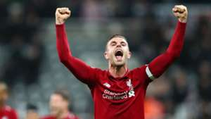 Jordan Henderson Liverpool Newcastle Premier League 2019