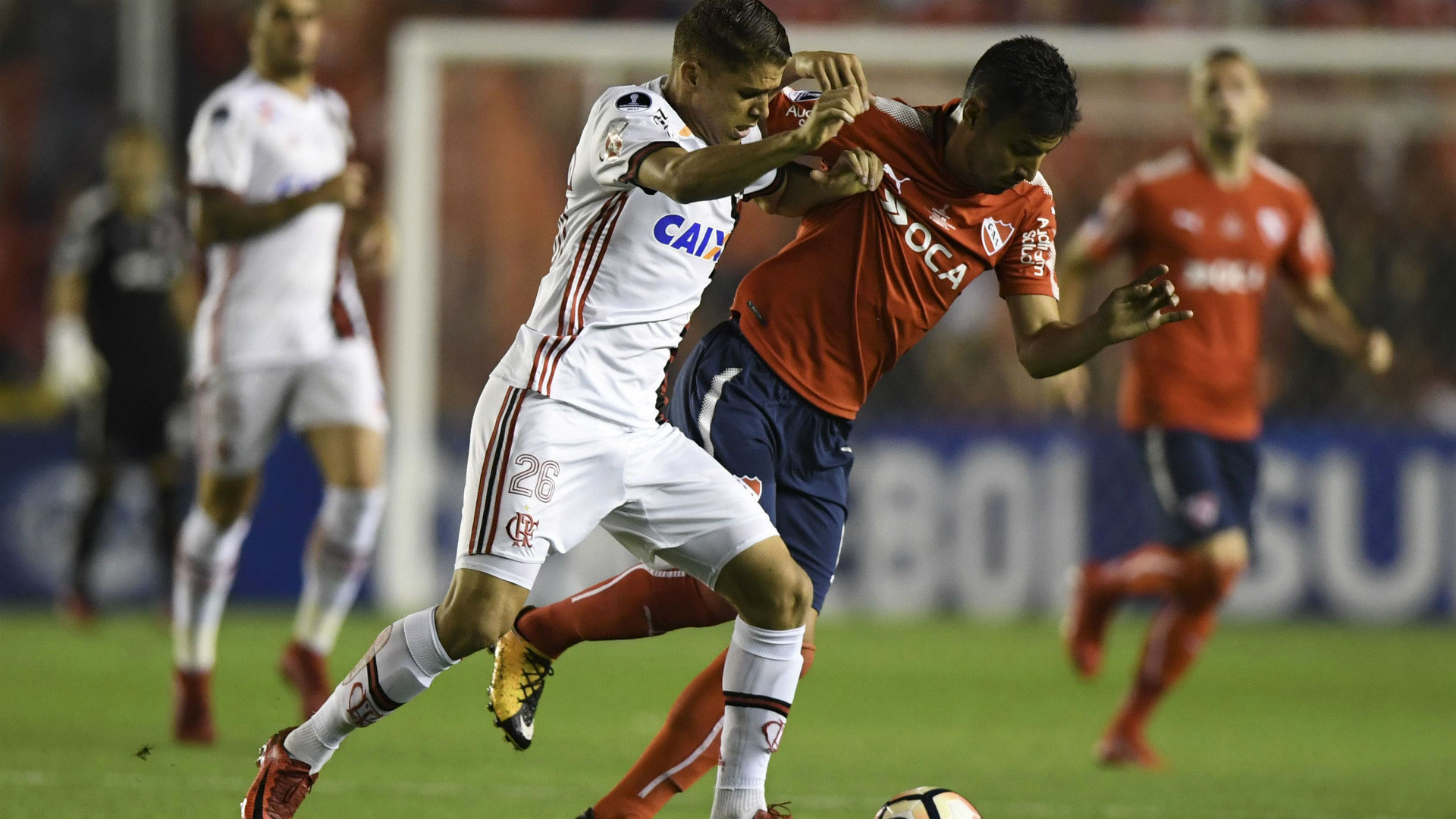 Independiente é o favorito na primeira final da Copa Sul-Americana
