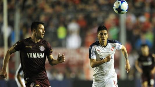 Independiente Lanus Superliga 16082017