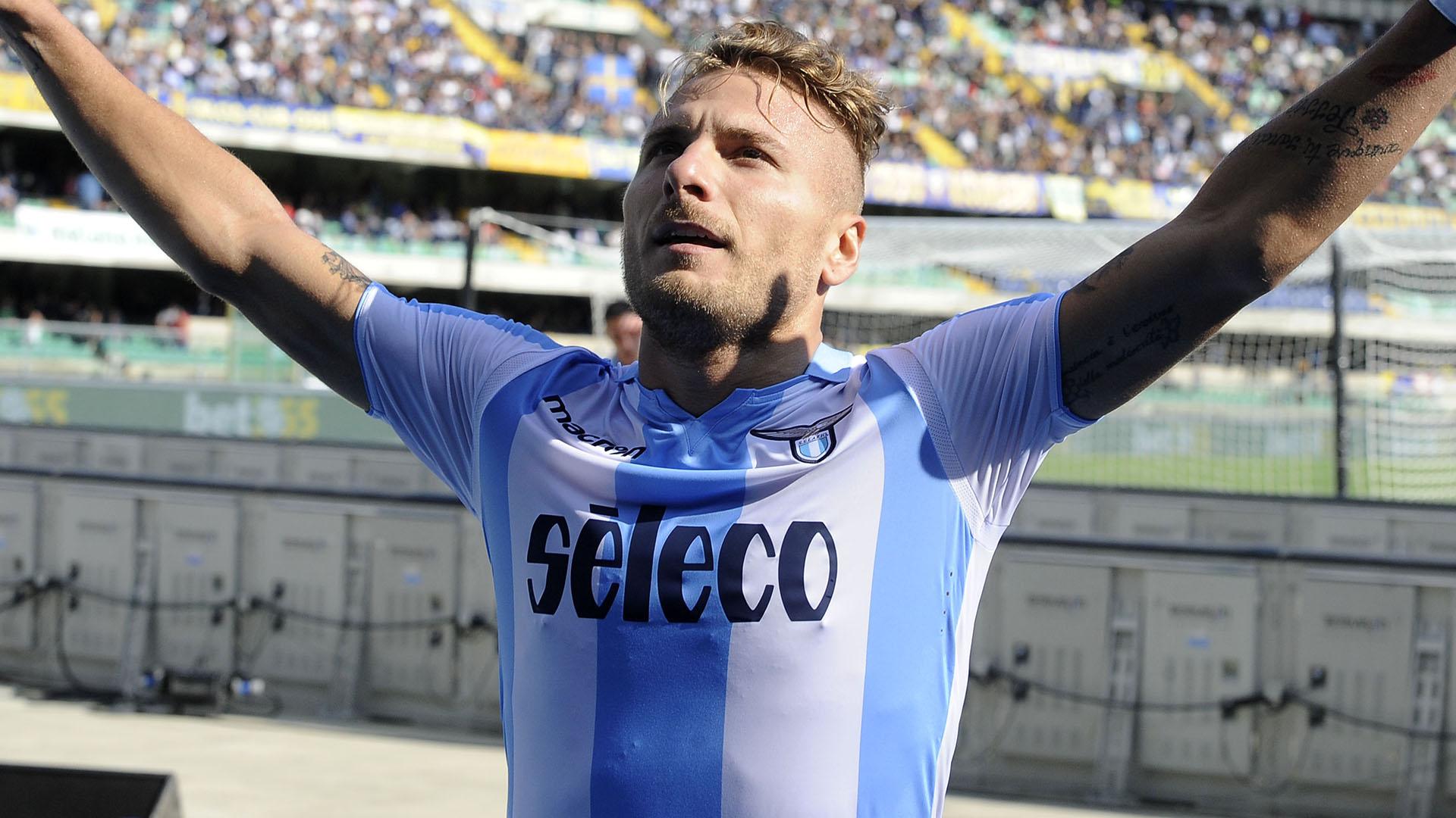 Ciro Immobile Verona Lazio