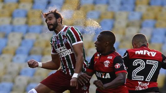 Juan Henrique Dourado Flamengo Fluminense Brasileirao Serie A 12102017