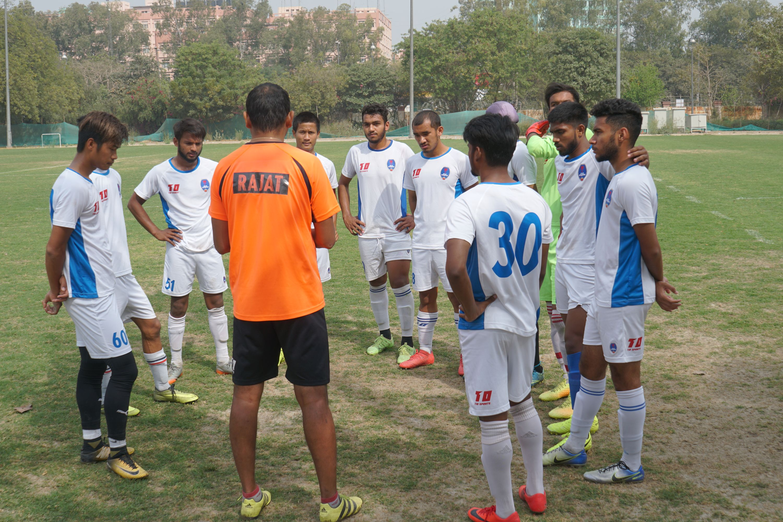 Delhi Dynamos B 2nd Division I-League