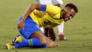 d2965177e Neymar diving   It has to end  - Brazil captain claims  lack of respect   after yellow card for diving in win over El Salvador