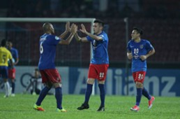 Gabriel Guerra, Johor Darul Ta'zim, Magwe FC, AFC Cup, 03/05/2017